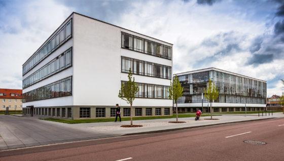 Bauhaus Dessau, beeld Teo Krijgsman
