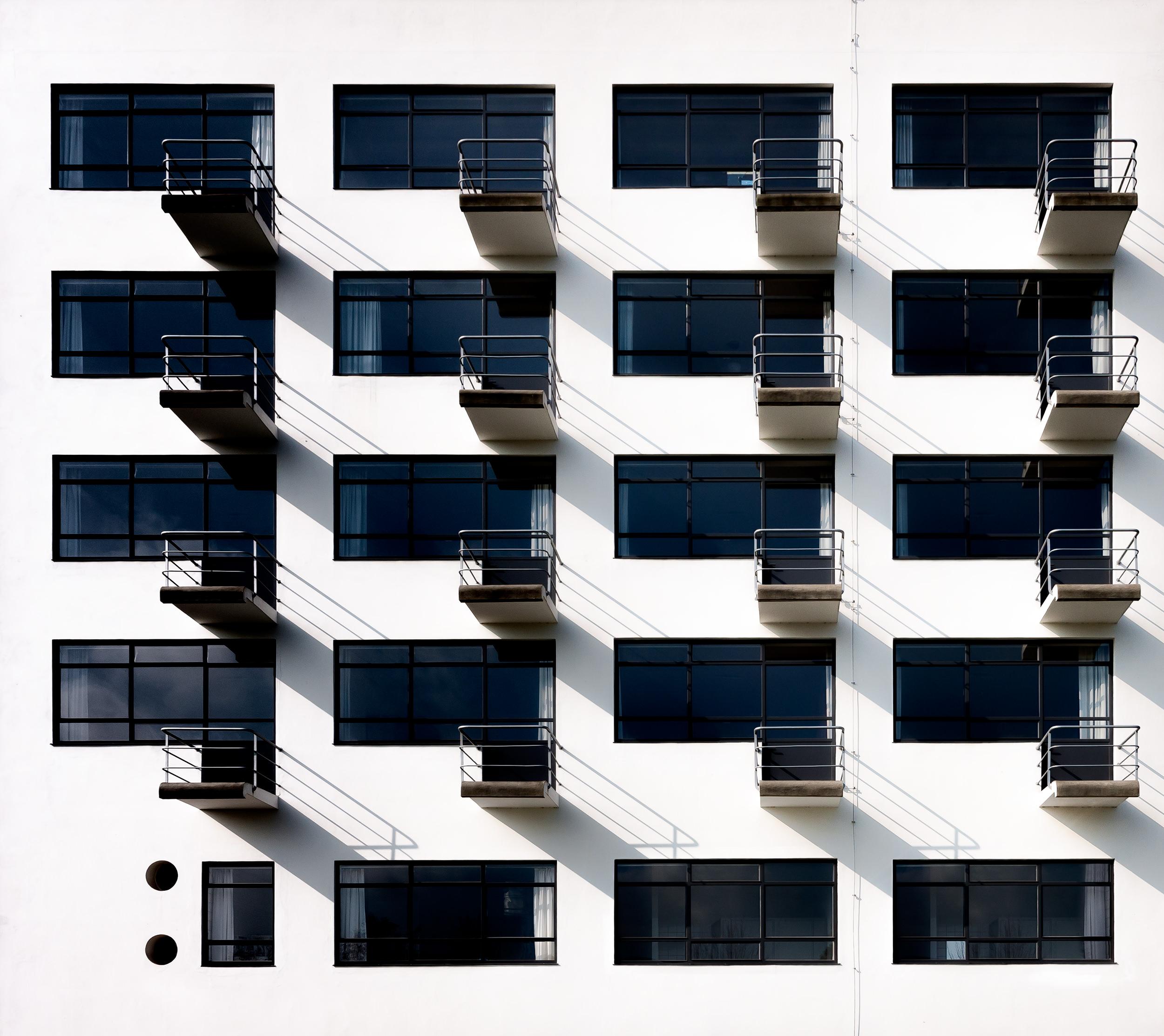 <p>Bauhaus Dessau, beeld Teo Krijgsman</p>