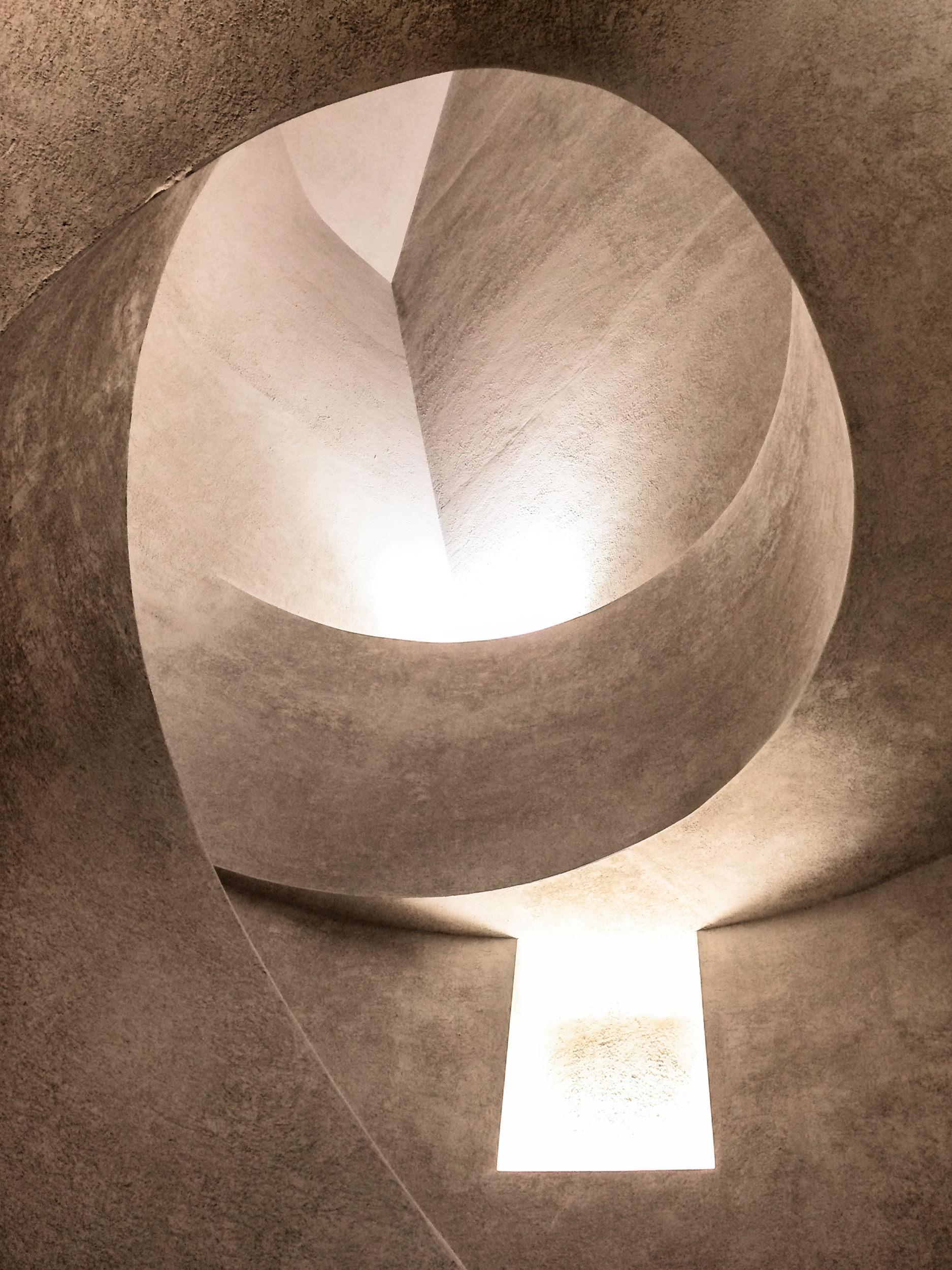 <p>Unterlinden door Herzog de Meuron, beeld Teo Krijgsman</p>