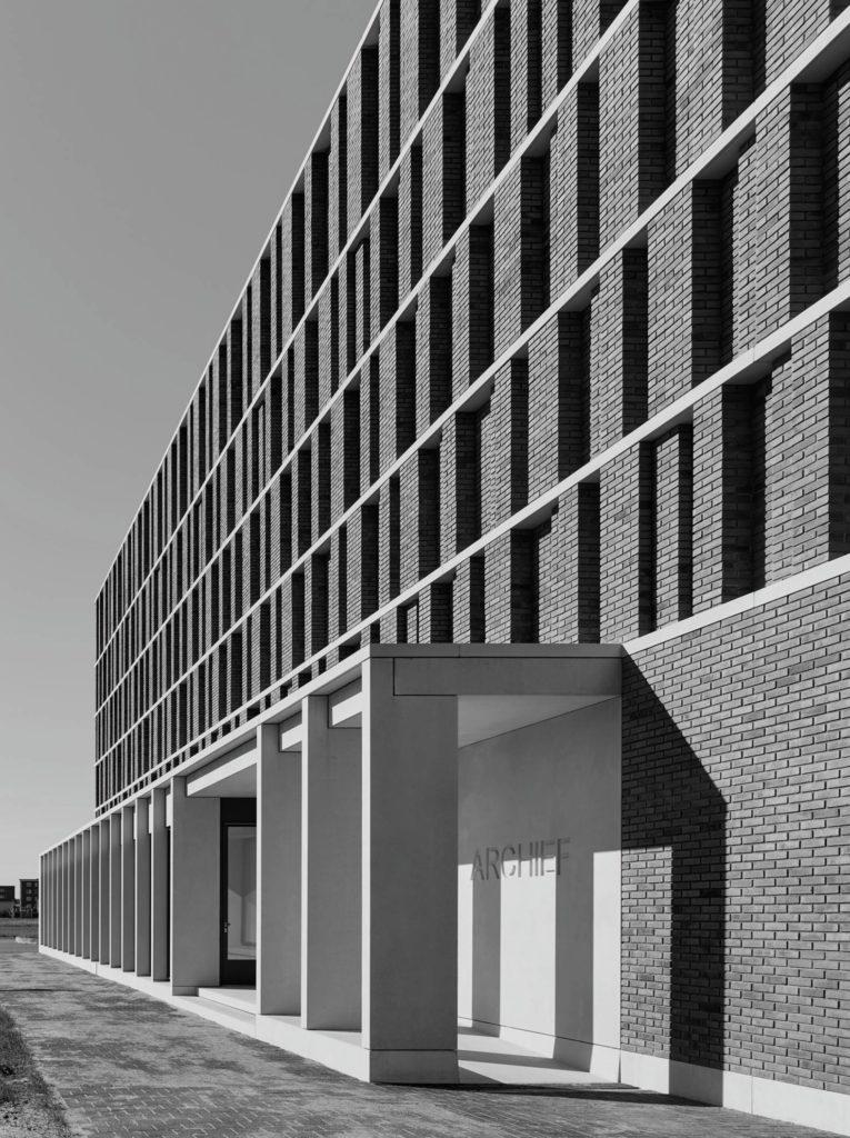 Stadsarchief Delft door Office Winhov, beeld Stefan Müller