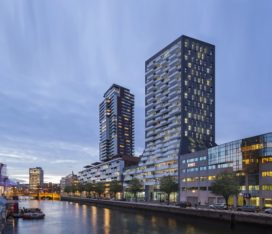 BARCODE Architects ontwerpt The Muse in Rotterdam