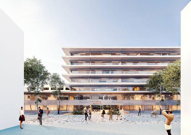 Atelier Kempe Thill geselecteerd voor faculteit BEW UHasselt 2