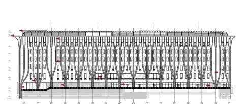 Cultuurcomplex Den Haag krijgt 'bomen' op alle gevels 2
