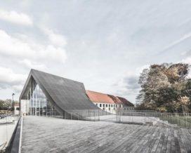 Blog – Uitbreiding Mariehøj Cultural Centre