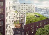 Barcode Architects ontwerpt complex Nieuw Delft