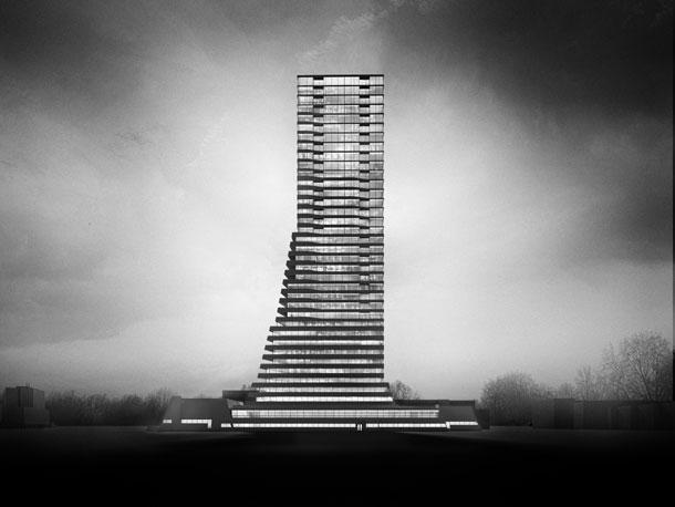 De Bunker Eindhoven wordt woontoren 2
