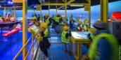 Kossmann.dejong ontwerpt Offshore Experience