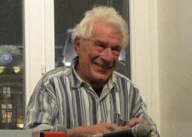 John Berger overleden