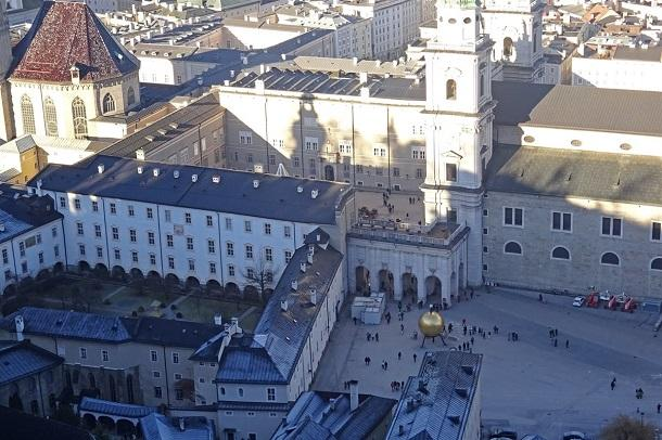 Salzburg - variaties op het grid 2