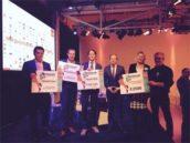 Marius Rob wint NRW Scriptieprijs 2017