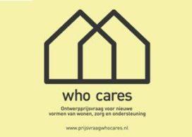 Ontwerpprijsvraag Who cares?
