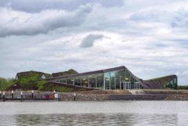 ARC inzending: Biesbosch Museum Eiland door Studio Marco Vermeulen