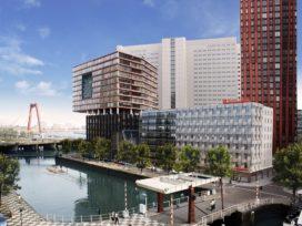 ARC14 inzending: ibis hotel Rotterdam City Centre en Dock21
