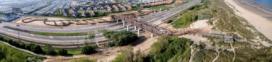 ARC14 Inzending: Voetgangersbrug Wenduine: 'Het Wrakhout'