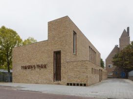ARC16: Gymzaal Tarwesterk – Artesk Van Royen en Ziegler|Branderhorst