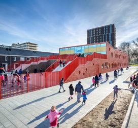 ARC16: Integraal Kindcentrum De Zeven Zeeën – Moke Architecten