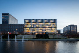 ARC16: Polak Building – Paul de Ruiter Architects