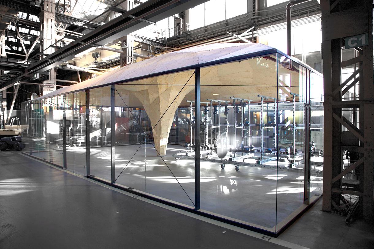 <p>De winnaar van de ARC16 Innovatie Award: Skilledin office door Studio RAP</p>
