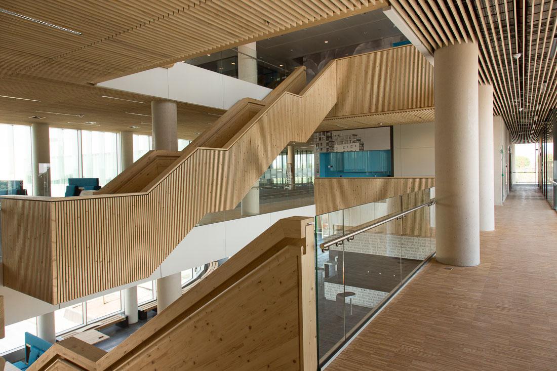 <p>De realisatie van het stadskantoor van Venlo is ook tot stand gekomen door het TE-team</p>