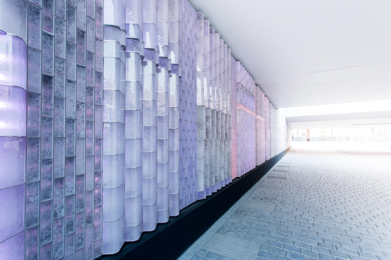 <p>Willem II Passage door The Cloud Collective</p>