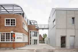 ARC16: Woonfabriek Hogeweg – 2DVW Architecten