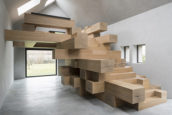 Nominatie ARC16 Interieur Award: Stable – Studio Farris Architects