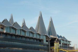 Gerechtsgebouw in Antwerpen door Richard Rogers Partnership – VK Studio en Arup