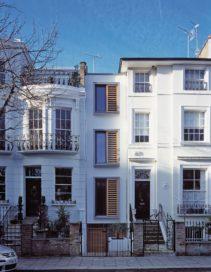 Woonhuis in Londen door Pitman Tozer Architects
