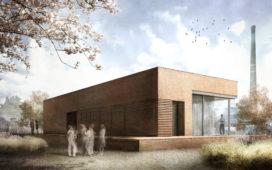 ARC16: Ontvangstpaviljoen Steenfabriek Vogelensangh – Bedaux de Brouwer Architecten