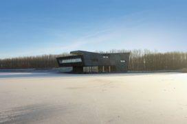 Hoofdkantoor en distributiecentrum in Alkmaar door Bekkering Adams architecten