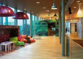 Ronald McDonald VU Kinderstad, Amsterdam door Sponge Architects en Rupali Gupta in samenwerking met IOU
