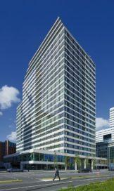 Woontoren op de Zuidas in Amsterdam door de Architekten Cie.