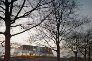 Metzo College in Doetinchem door (EEA) Erick van Egeraat associated architects