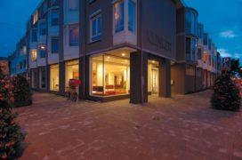 Verzorgingshuis De Klinker in Amsterdam door marc prosman architecten en ineen ontwerp
