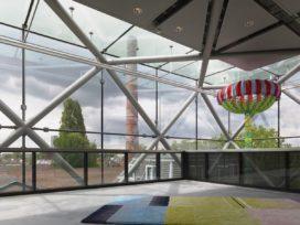 Textielmuseum in Tilburg door cepezed