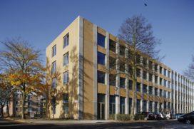 Woongebouw in Groningen door De Nijl Architecten
