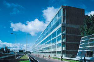 Portiek-etageflat in Amsterdam door Heren 5 architecten