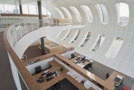 Kantoor OVG in Rotterdam door Fokkema Architecten