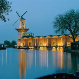 Nolet Distillery in Schiedam door architecten van Mourik