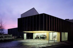 Nottingham Contemporary in Londen (GB) door Caruso St John