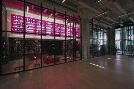 Nederlands Fotomuseum in Rotterdam door WAACS Design en Consultancy en Ping-pong Design
