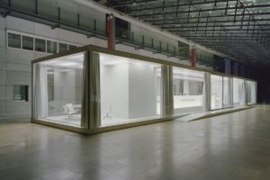 Informatiecentrum Rechtspraak Rotterdam door Atelier Kempe Thill