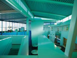Onderwijscentrum De Vierhoek in Heemskerk door Spring architecten