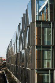 Woongebouw in Amsterdam door hvdn architecten