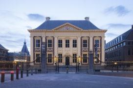Uitbreiding Mauritshuis