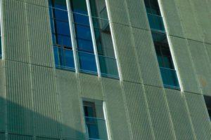 Faculteitsgebouw in Groningen door Skets
