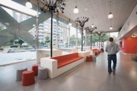 Faculteit Natuur en Techniek, Hogeschool Utrecht door Ex Interiors en Inbo