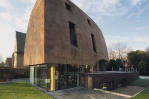 Villa in Aerdenhout door Joustra Reid Architecten