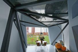 Bodyhouse in Rotterdam door Monolab