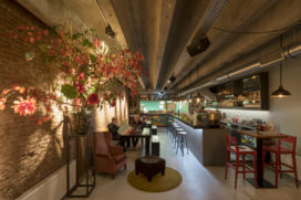 District A – Vietnamese Streetfoodbar – Koen Klok & Lagado architects